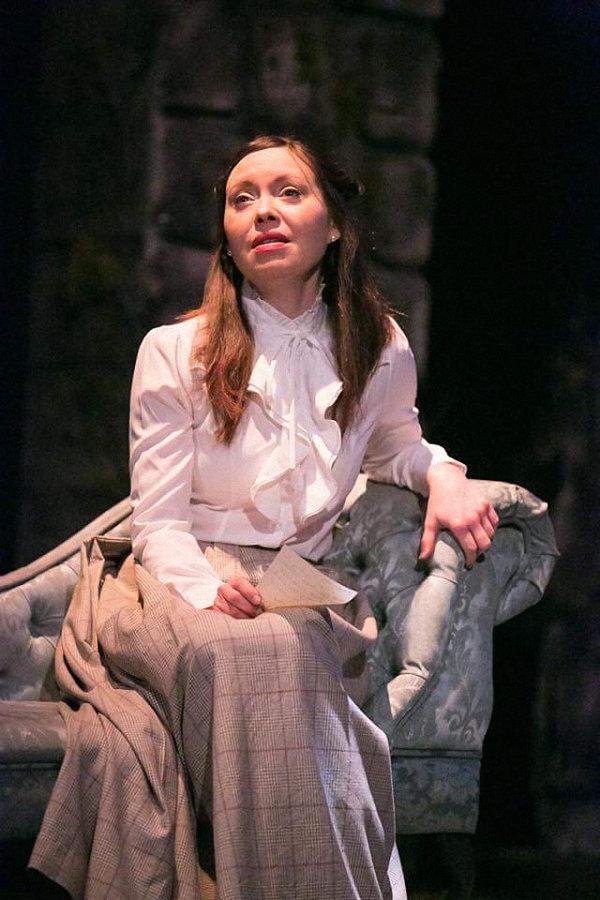 Liz Garland in Sebastian Faulkes Birdsong